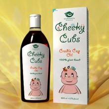 Cheeky Cubs Cradle Cap Oil
