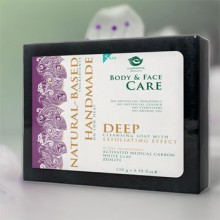 ecoNativa Deep Exfoliating Soap