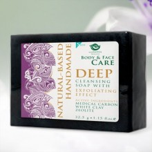 ecoNativa Deep Exfoliating Soap, Travel & Hotel